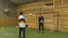 Goalkeeper Training 15 01 2016