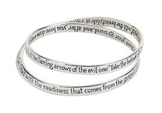 Double Mobius Bracelet  Full Armor of God Ephesians 61317 >>> Click image for more details.
