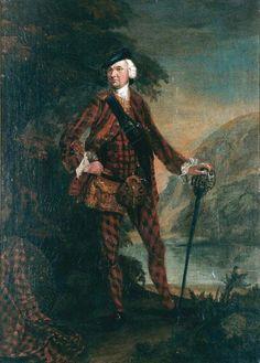 1740-1750, Gregor MacGregor of Glengyle