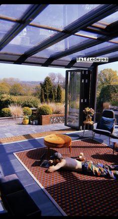Zoe & Alfie's Living Room Dream Home Design, My Dream Home, House Design, Zoe And Alfie House, Zoella New House, Zalfie House, Exterior Design, Interior And Exterior, Future House
