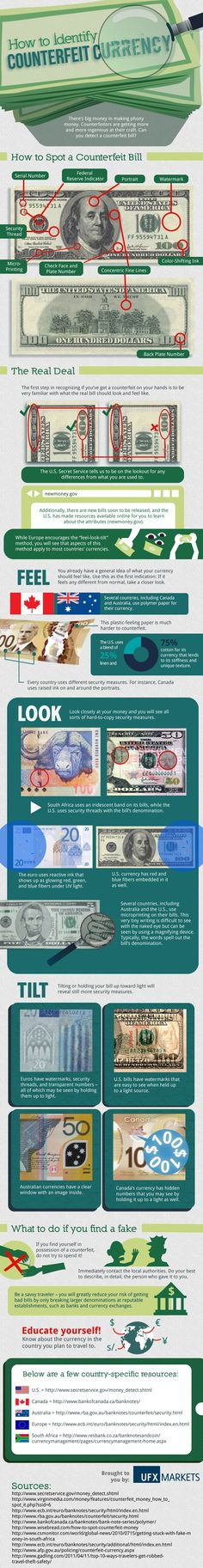 Counterfeit currency. - LMP