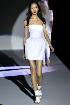 Hakaan Spring/Summer 2012 Ready-To-Wear   British Vogue