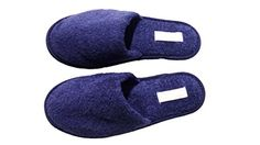 Lunasidus, Women's 100 Percent Turkish Cotton Closed Toe Spa Slippers