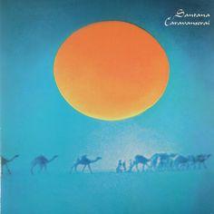 Santana: Caravanserai (1972) - I particularly love the song Stone Flower