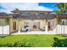 Custom home on Beachside's best lane. Call Scott Carvill at 808.216.0089 today to see this beautiful home. Carvill Sothebys International Realty