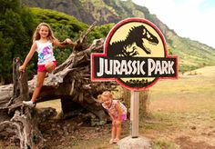 Jurassic Park! At Kualoa Ranch