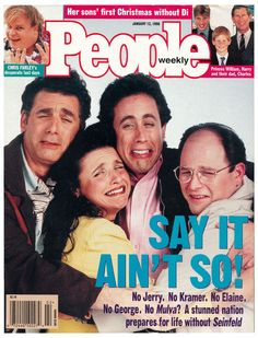 Seinfeld People Cover