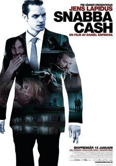 Snabba Cash Movie Poster