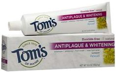 Toms of Maine Toothpaste in Fennel - Addicting -~:D