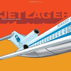 Album cover Jetlag - EP