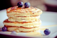 Almond Pancakes | The Dr. Oz Show | Follow this Dr. Oz Recipe board Now and Make it later!