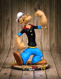 Popeye on Behance