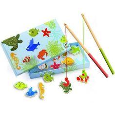 Djeco Игра Тропическая рыбалка