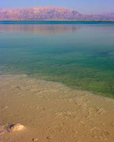 Dead Sea, Israel (Sept. 2015)