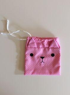 Мешочек- котик(подарочный)