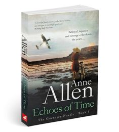 The Guernsey Novels : Q&A with author Anne Allen