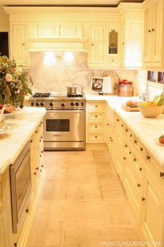 Luxury Kitchen Designer | Hungeling Design | Clive Christian Luxury English Kitchen - Dalton GA by Hungleing Design