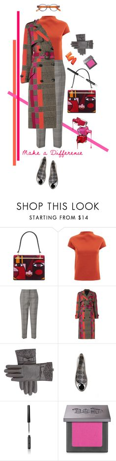 """""""Snap Out of It"""" by ms-wednesday-addams ❤ liked on Polyvore featuring Prada, WtR, Jigsaw, Paul Smith, Vivienne Westwood, Bobbi Brown Cosmetics and Urban Decay"""