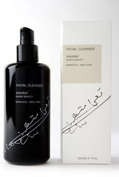 Epic Beauty Bar - Kahina Facial Cleanser, $56.00 (http://www.epicbeautybar.com/kahina-facial-cleanser/)