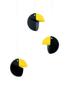 Talking Tree (black) by Flensted Mobiles