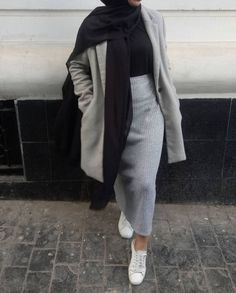 New Ideas : Todays outfit. samracollection fashion todays outfit hijab The post Todays Modest Fashion Hijab, Modern Hijab Fashion, Street Hijab Fashion, Casual Hijab Outfit, Outfits Casual, Hijab Chic, Muslim Fashion, Look Fashion, Fashion Outfits