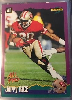 1994 Score Jerry Rice 11 San Francisco 49ers Near Mint Condition Combined | eBay