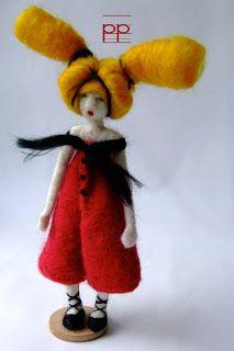 poupées paulette: tubule