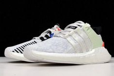 7699a97cf5a51 Buy adidas EQT Support 93 17 White Black Green Red BA7423