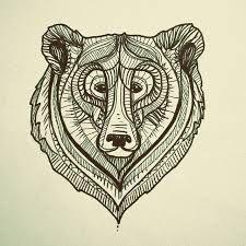 bear draw - Pesquisa Google