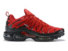 new style 91a85 3be68 Nike Air Max Plus champagnepapi TN Les sports 2019 Pas Cher Pour Homme  Rouge noir-