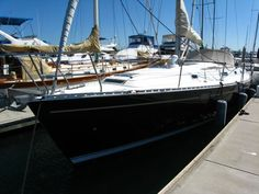 Beneteau Oceanis 40' a boat I'm considering.