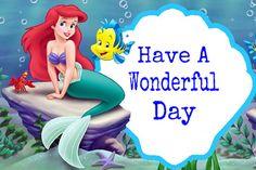 Ariel disney little mermaid free birthday invitation site has little mermaid free invitation template filmwisefo