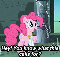 """If you're always ready to have fun, you're Pinkie Pie!   22 Signs You Are A """"My Little Pony"""" Character"""