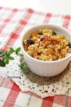 朝食に♡シリアルをもっと美味しく&おしゃれに食べるレシピ - NAVER まとめ