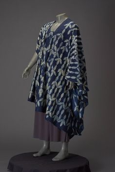 Man's robe, Sierra Leone, 1920-39.
