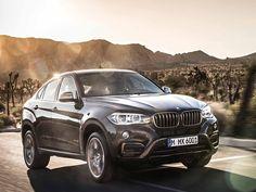 New BMW X6 2015 | Free Car Wallpaper
