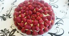 Det her er den ultimative opskrift på en jordbærtærte - og så er det ikke engang en tærte. Jeg spiser helst ikke mørdej, fordi jeg ikke rigt...