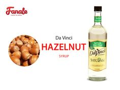 Buy Hazelnut Syrup At $ 4.95-DaVinci