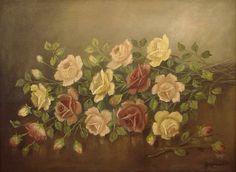 Rosas - Georgina de Albuquerque