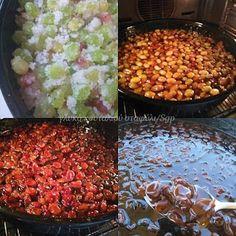 Γλυκό κουταλιού σταφύλι στον φούρνο! Θεικό ! Vegetables, Food, Essen, Vegetable Recipes, Meals, Yemek, Veggies, Eten