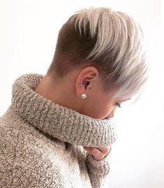@chl__ia #undercut #pixiecut #shorthair #shorthairlove #buzzcut #hair #haircut #hairstyle