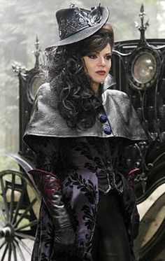 hair style (plus I love Once upon a time!