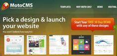 DIY Website Building: MotoCMS Website Builder Review
