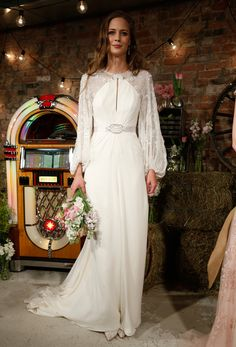 @jennypackham #Bridal Collection, Soring 2017
