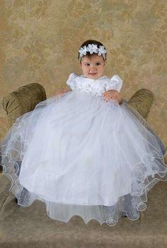 Love this Christening dress :)