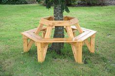 16 DIY Outdoor Furniture Pieces