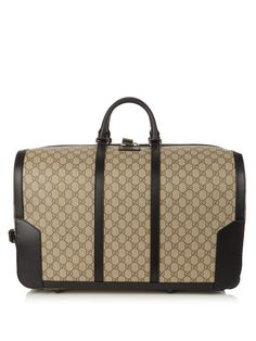 Gucci Eden carry-on bag with wheels
