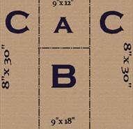 T-Shirt Folder Cardboard