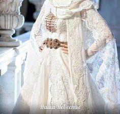 Chechen wedding dress