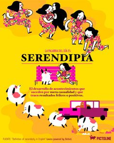Serendipia Science Facts, Fun Facts, Curious Facts, Lost In Translation, Friends Tv Show, History Facts, Words Quotes, Vocabulary, Character Design